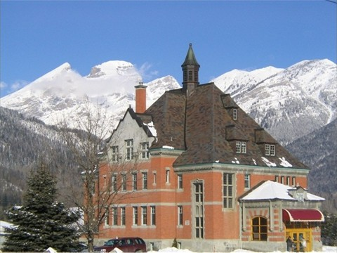 Fernie Court House