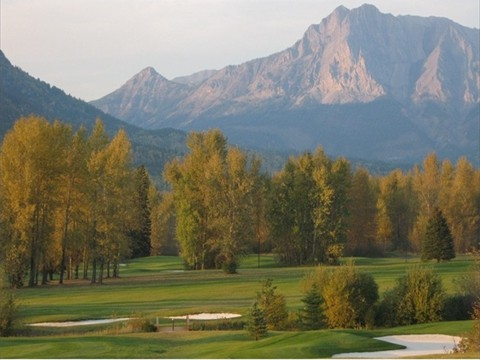 Fernie Golf Course
