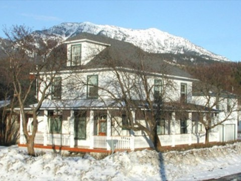 Old Nurses Residence B&B (Downtown Fernie)